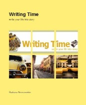 Writing time cover