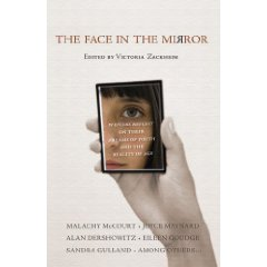 Face in the mirror lger