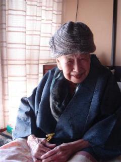 99 yr old poet