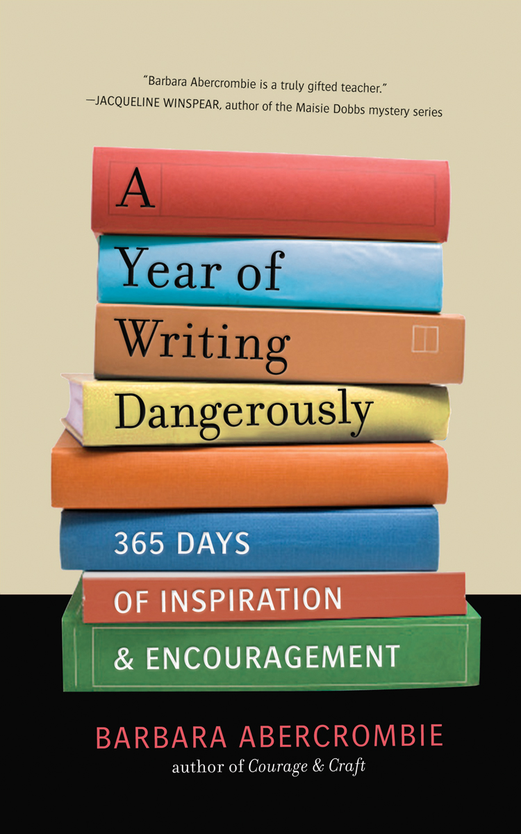 f9d59188d2a5 Writing Time  A Year of Writing Dangerously